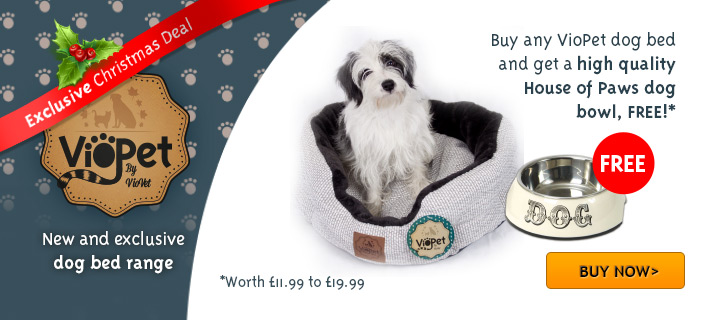 VioPet Dog Beds Christmas Deal!