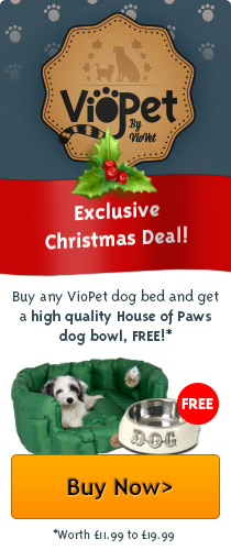 VioPet Dog Beds Christmas Deal