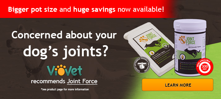 Joint Force - New Size available!