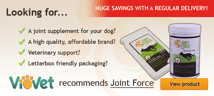 Joint Force - Huge savings with a regular delivery!