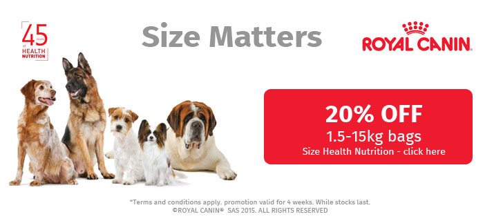 20% off Size Health Nutrition - limited time only!