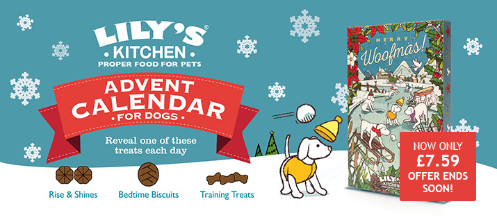 Lily's Kitchen Advent Calendars