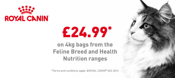 Royal Canin Feline Health & Feline Breed Nutrition
