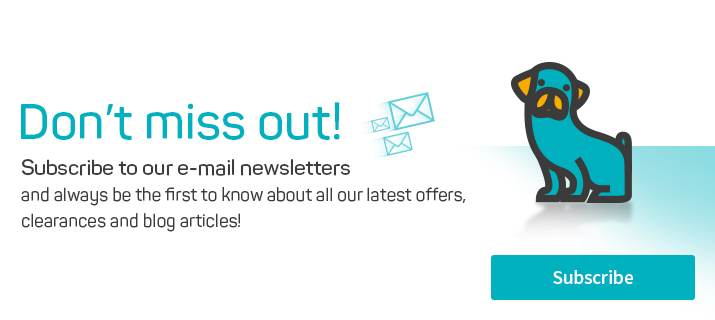 Sign up for our newsletters