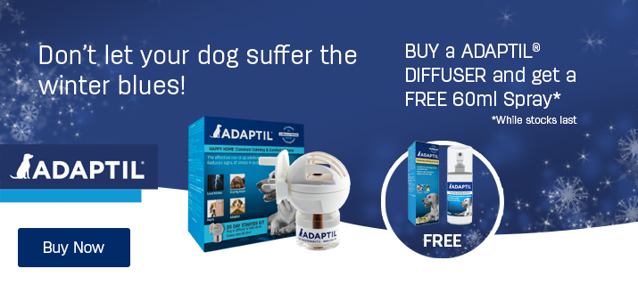 Adaptil Diffuers - free 60ml spray