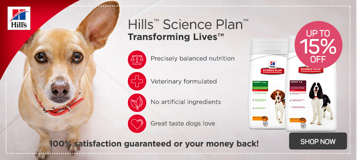Hills Science Plan