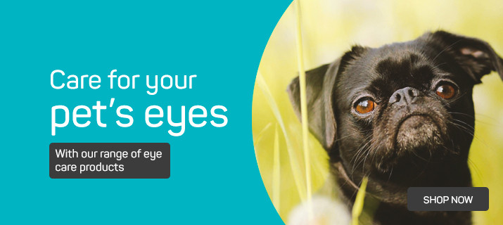 Care for your pets eye's