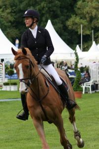 VioVet Ltd announces sponsorship of international show jumper, Laura Renwick.