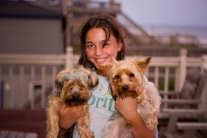 Top 7 reasons why pets are good for children