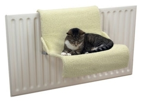 Rosewood 2 in 1 Mountable Cat Bed