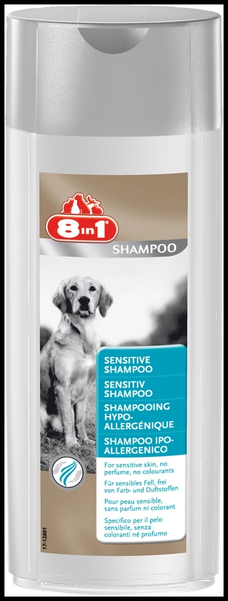 8 in 1 Sensitive Shampoo