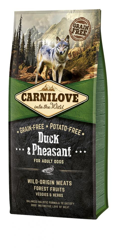 Carnilove Duck & Pheasant for Adult Dog Food