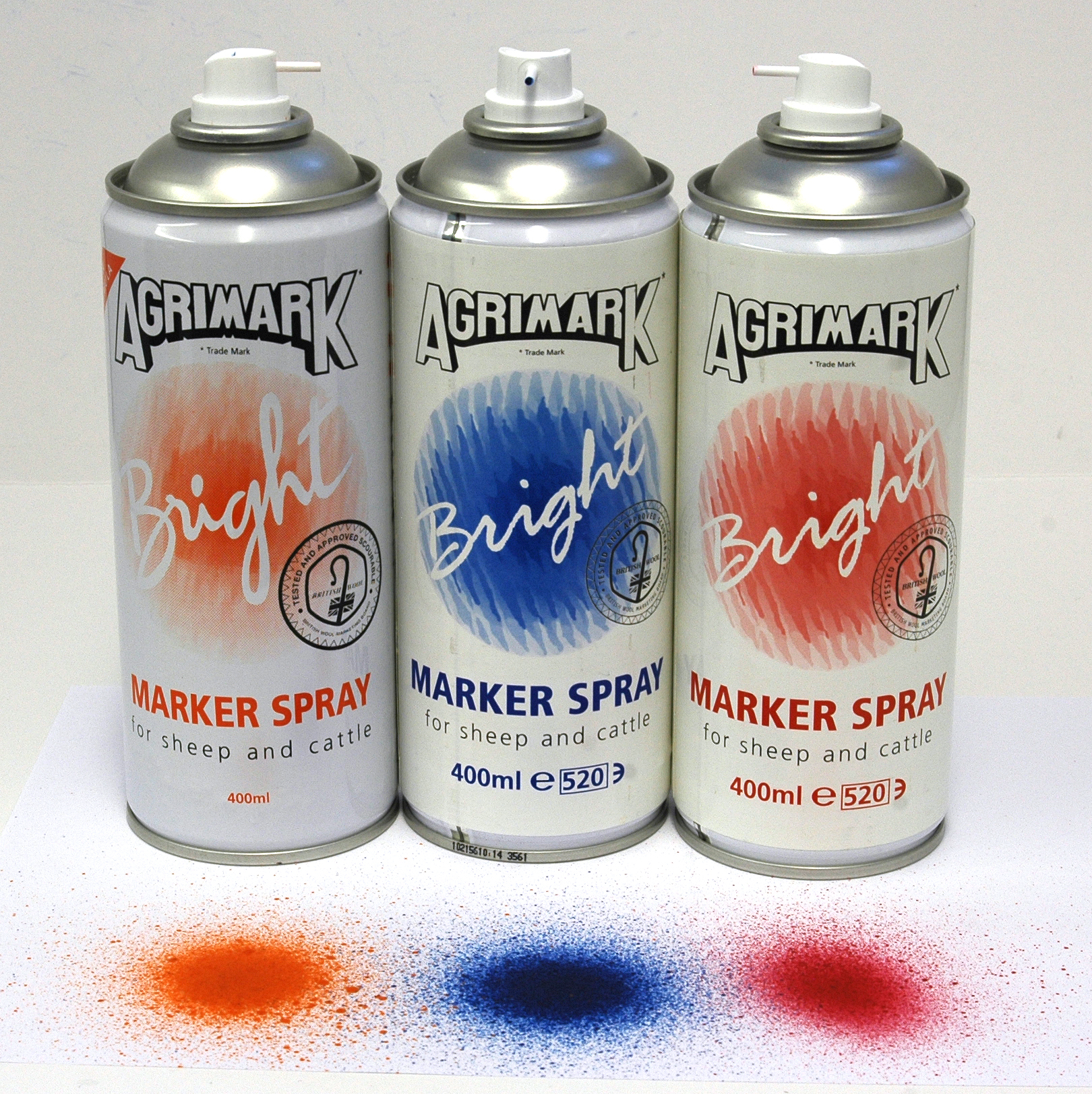 Agrimark Bright Sprays
