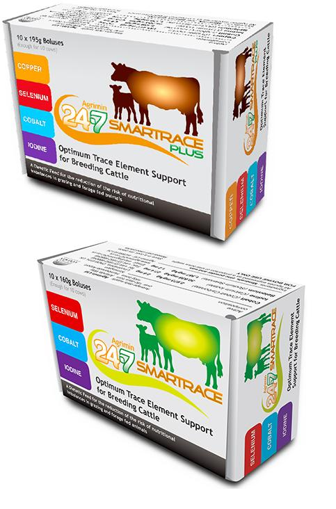 Agrimin 24/7 Smartrace & Smartrace Plus Cattle Bolus