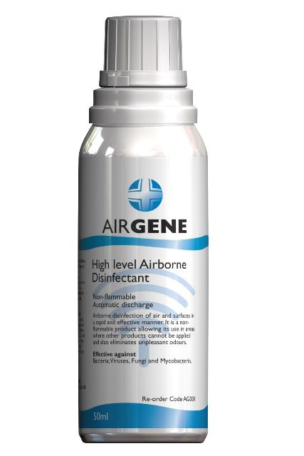 Airgene High Level Airbourne Disinfectant