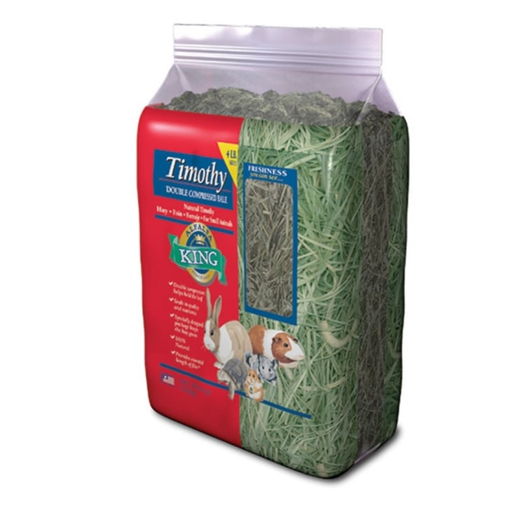 Alfalfa King Timothy Hay for Small Animals