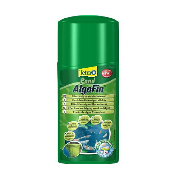 Algofin Pond Water Treatment