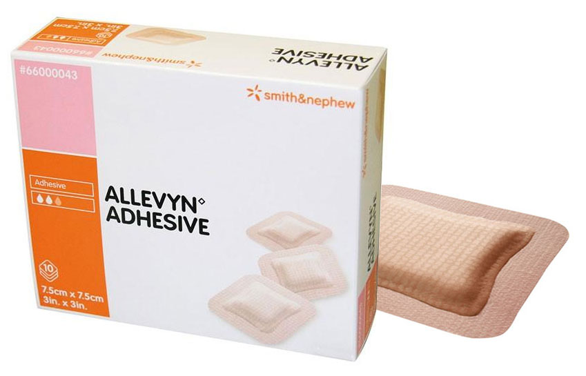Allevyn Adhesive Bandages