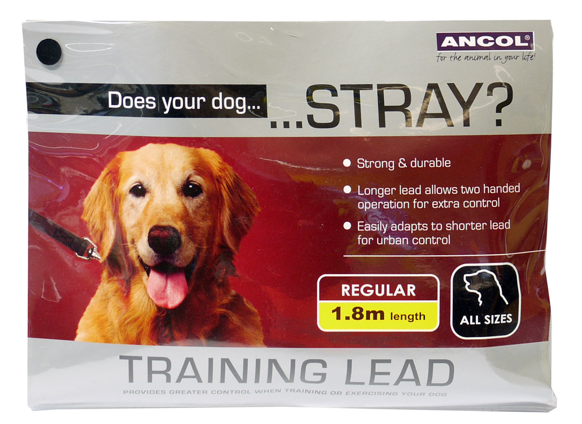 Ancol Training Dog Lead