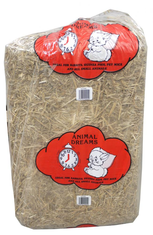 Animal Dreams Straw Bale Giant