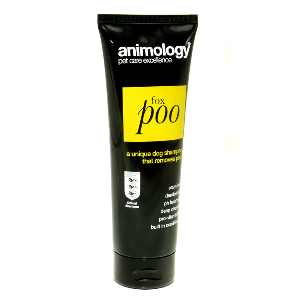 Animology Fox Poo Shampoo for Dogs