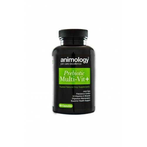 Animology Prebiotic Multi-Vit+ Supplement