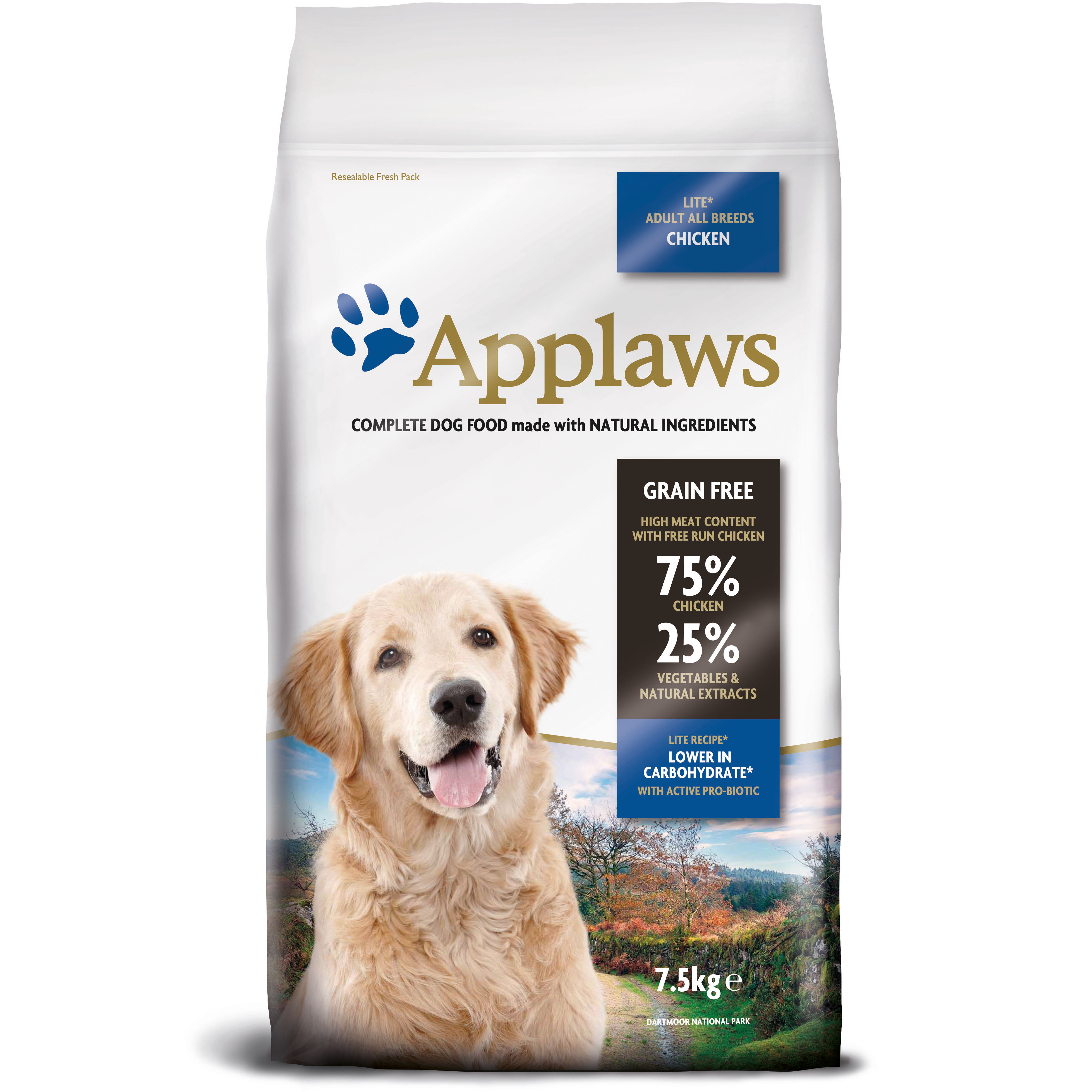Applaws Adult Light All Breeds Chicken Dog Food