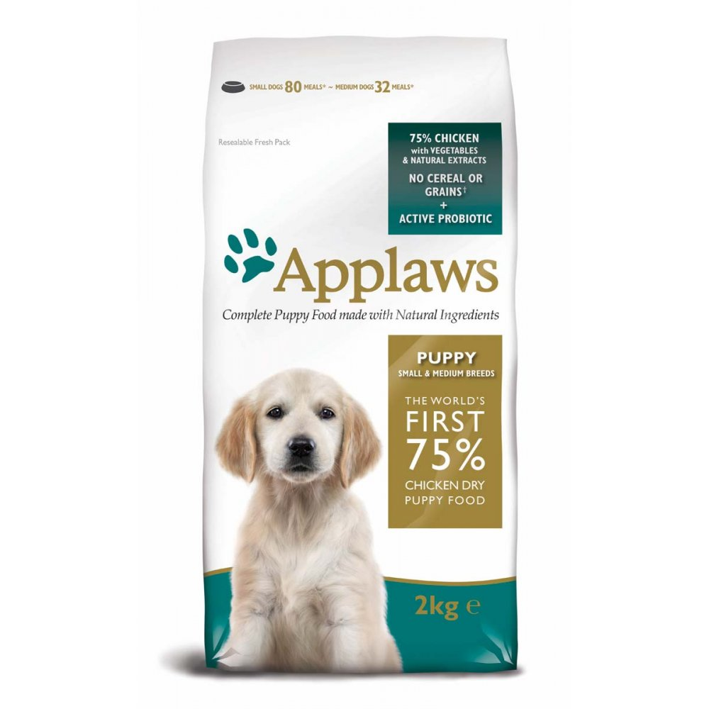 Applaws Small/Medium Breed Chicken Puppy Food