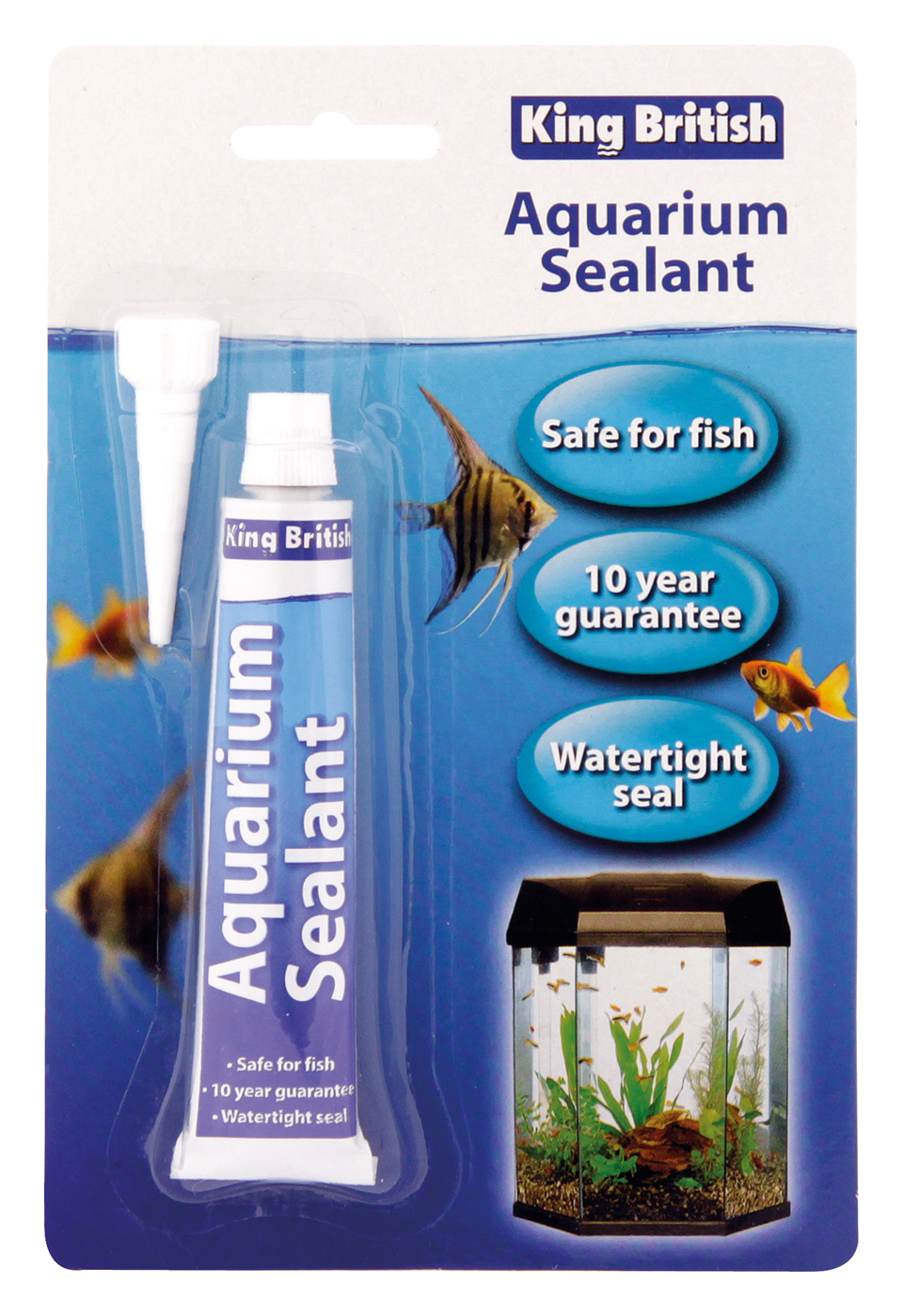 King British Aquarium Sealant