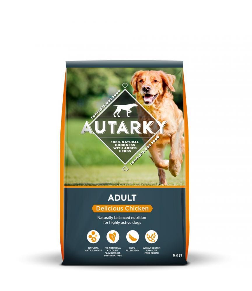 Autarky Adult Dog Food. Chicken ...