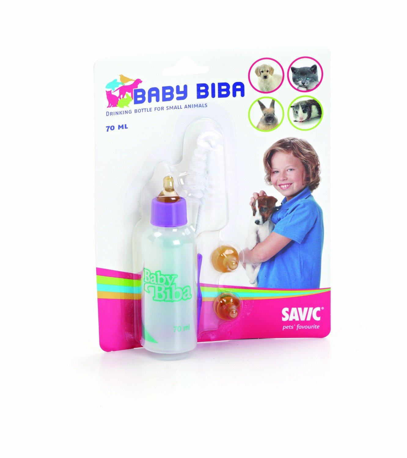 Baby Biba Nursing Water Bottle