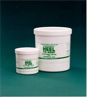 Barrier Heel to Hoof Soothing Cream for Horses