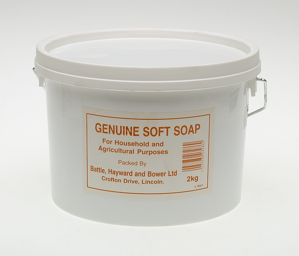 Battles Genuine Soft Soap