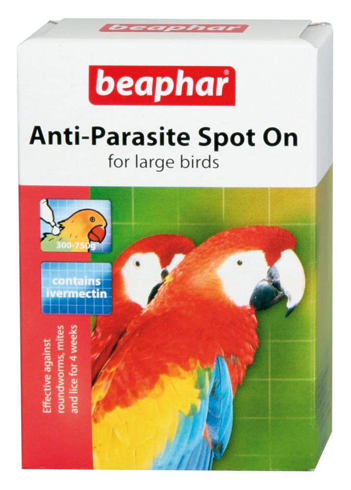 Beaphar Bird Wormer Wide Selection; Pet Supplies