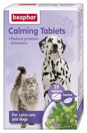 Beaphar Calming Tablets for Dogs & Cats