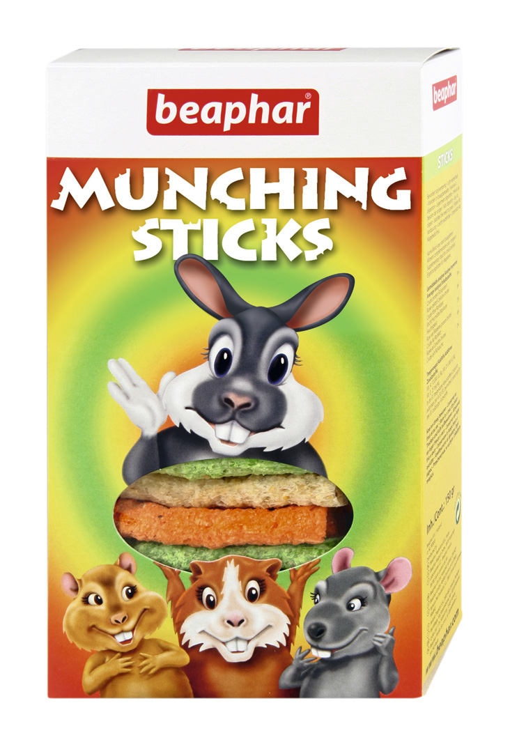 Beaphar Small Animal Munching Sticks