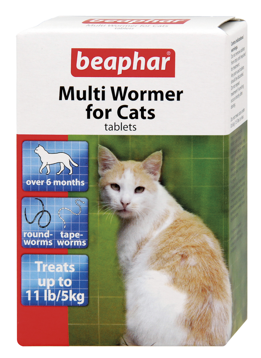 Beaphar Cat Multi Wormer