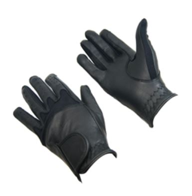Bitz Flex Leather Gloves