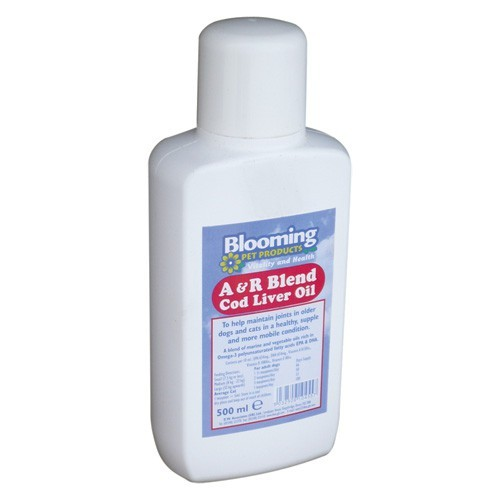 Blooming Pets A & R Blend Cod Liver Oil