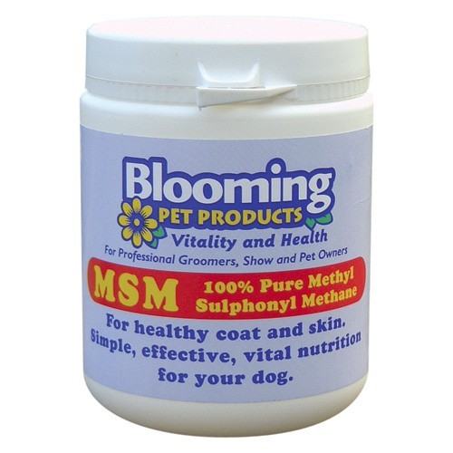 Blooming Pets MSM Powder for Dogs