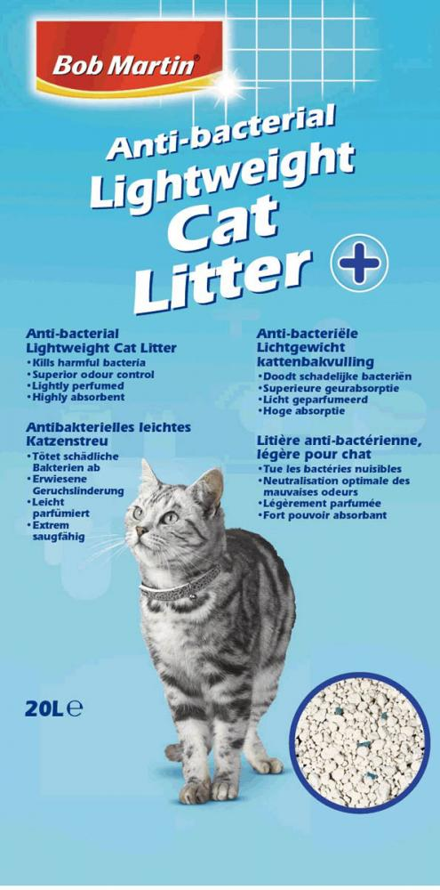 Light Weight Cat Litter Kills