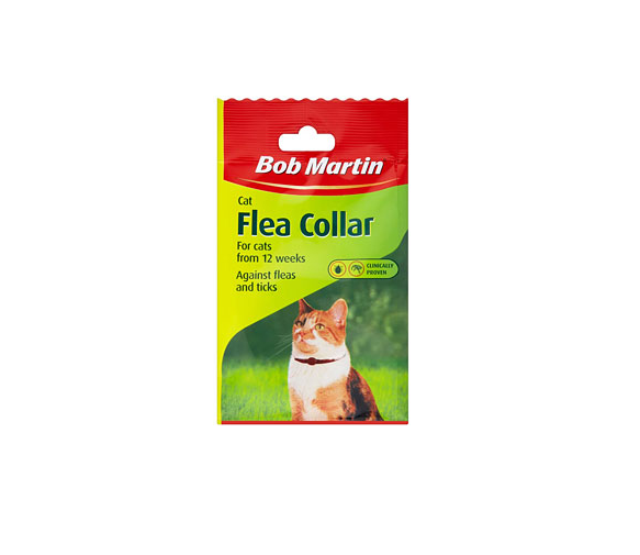 Bob Martin Catwalk Fashion Flea Collar for Cats