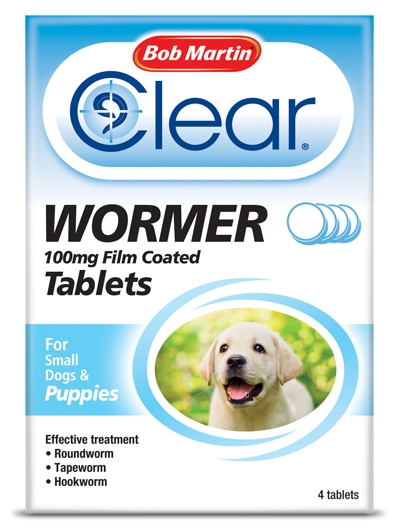 Bob Martin Clear Wormer for Dogs