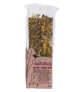 Boredom Breaker Sunflower & Chamomile Sticks for Small Animals