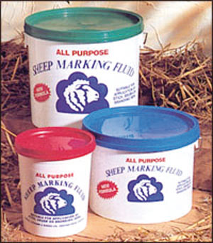 Bradford Sheep Marking Fluid