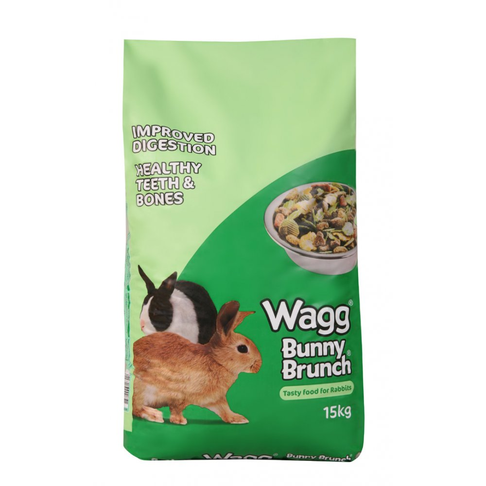 Wagg Bunny Brunch Rabbit Food