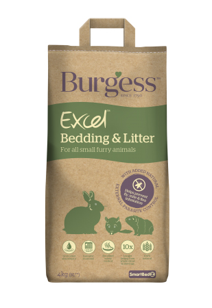 Burgess Excel Bedding & Litter for Small Animals