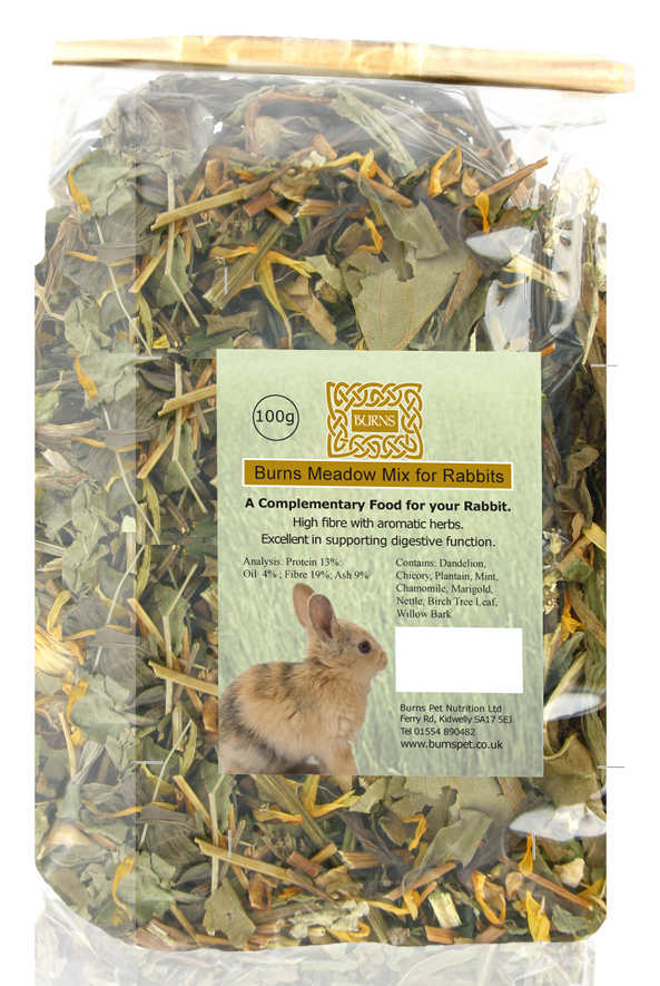 Burns Meadow Mix for Rabbits