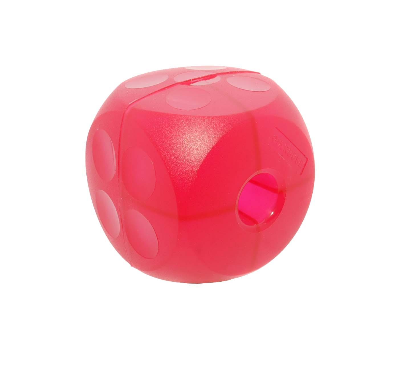 Cube Dog Treat Toy