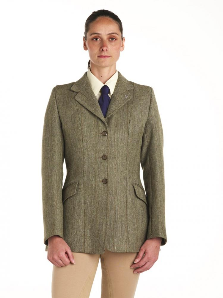 Caldene Belvoir Derby Tweed Ladies Jacket